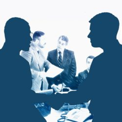 Signer un contrat dans une agence d'intérim